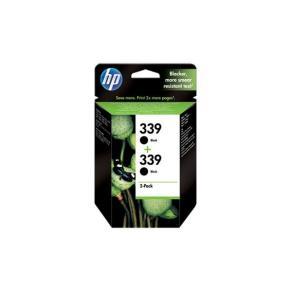 Bläckpatron HP C9504EE 339 Svart 2/FP