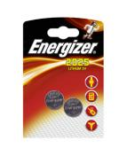 Batteri Energizer Cell Lithium CR2025, 2/fp