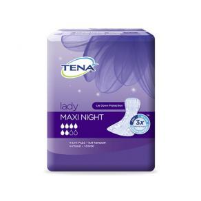 InkoSkydd TENA Lady Maxi Night 6/FP