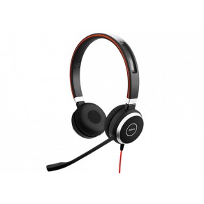 Headset Jabra Evolve 40 MS stereo, USB & 3.5mm