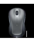 Logitech M310 - Mus - höger- och vänsterhänta - optisk - 3