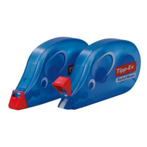 Korrigeringsroller Tipp-Ex Pocket Mouse, 4,2mm, 10st