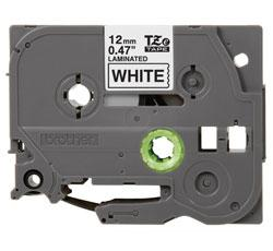 12 mm x 8 m 5-Pack RINKLEE TZe-231 TZ-231 Black on White Label Tape Compatible with Brother P-Touch PT-1000 1005 1010 H101C H105 H110 H101GB H300 D210VP D400VP D450VP D600VP D210 P700 P750W Cube
