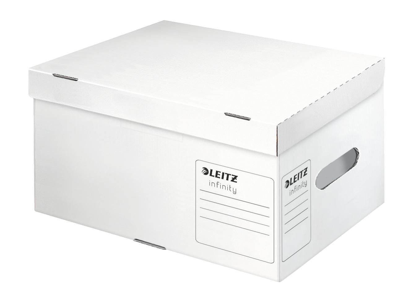 Arkivbox LEITZ Infinity FSC A4, 20st 20st