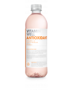 VITAMIN WELL Antioxidant Persika, 50cl, 12st
