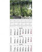 Väggkalender Trebello - 1746