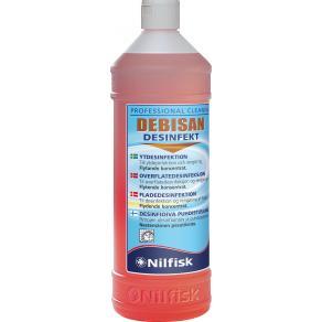 Ytdesinfektion / Rengöringsmedel Nilfisk Debisan, 1L
