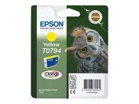 Epson T0794 - 11 ml - gul - original - blister