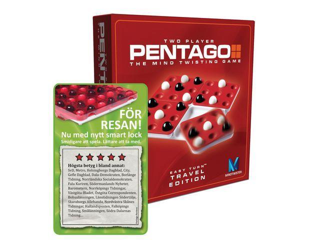 Pentago Mechanic, från 8 år