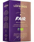 Kaffe Löfbergs Fair mellanrost malet 450g