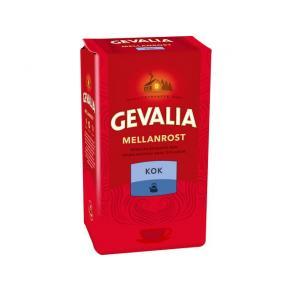 Kaffe GEVALIA Kok Mellanrost, 450g