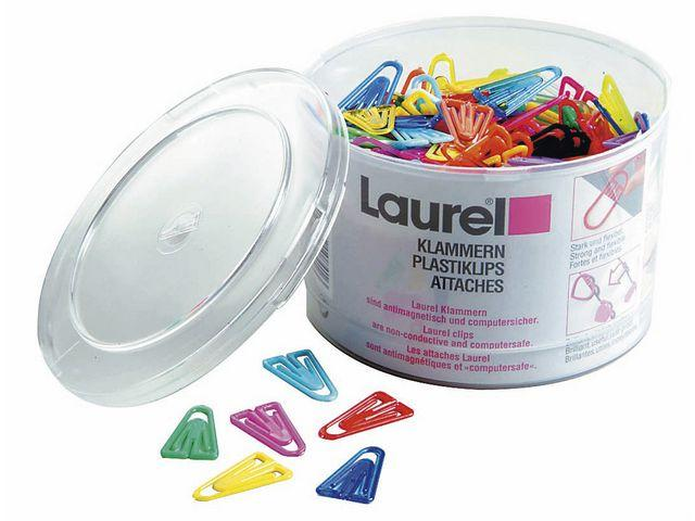 Plastgem Laurel 25 mm 500/ask sorterat