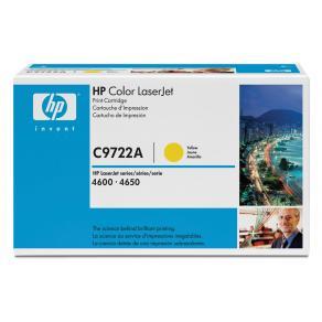 Toner HP C9722A 641A Gul