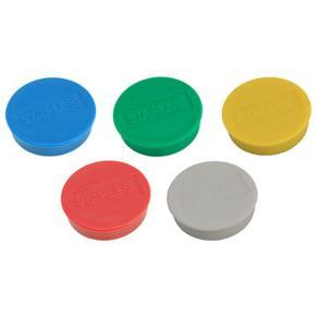 Magnetknappar STAPLES 35mm sort.10/FP
