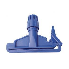 Svabbgarnshållare plast blå