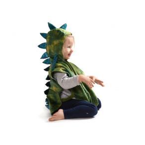 Maskeraddräkt Baby cape Drake/Dino