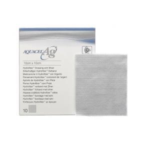 Aquacel Ag silverförband 5x5cm 10/FP