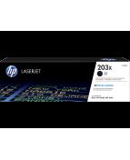 Toner HP CF540X 203X Svart