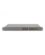 Cisco Meraki Go GS110-24P - Switch - Administrerad - 24 x