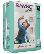 Blöja BAMBO Nature Pant S5 12-18kg 19/F