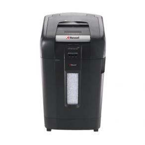 Dokumentförstörare REXEL Auto+ 750M, självmatande, Säkerhet P-5
