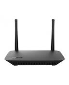 Linksys E2500 - V4 - trådlös router - 4-ports-switch