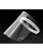 Skyddsvisir plast heltäckande, 50/FP