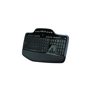 MK710 Wireless Desktop Set, Black (Nordic)
