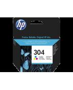 Bläckpatron HP N9K05AE 304 Färg