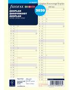 Filofax Årsplan A5 2020, 148x210mm