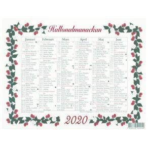 Stora Hallonalmanackan - 5010