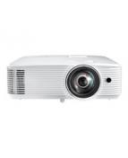 Optoma EH412ST - DLP-projektor - 3D - 4000 ANSI lumen - Full HD