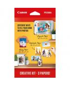 10x15 PIXMA Creative Kit MG/RP/PP (60 assorted)