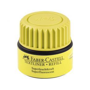 Refill Överstrykning FABER CASTELL Gul