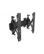 Multibrackets PRO Series M Wallmount Pro MBW1U Push In Pop Out