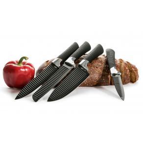 Knivar med attityd 4-pack