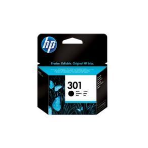 Bläckpatron HP CH561EE 301 Svart