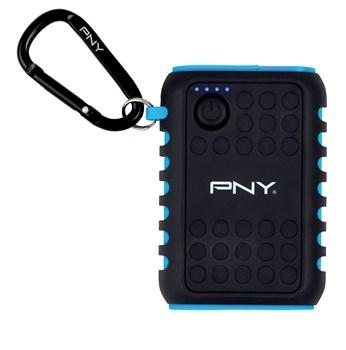 PowerPack Outdoor Charger 7800, Black/Blue