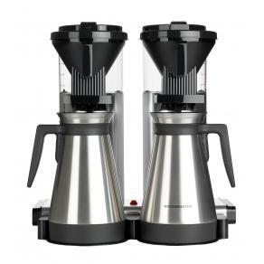 Kaffebryggare MOCCAMASTER CDGT 20 doubl