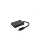 Lenovo USB C to VGA Plus Power Adapter - Extern