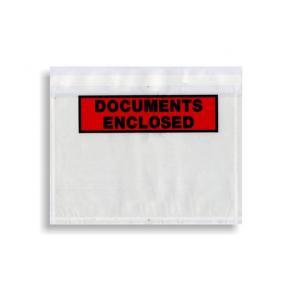 Dokumentkuvert C6 162x115mm, tryck, 250/FP