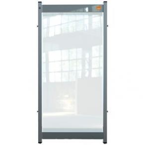 Skyddsskärm modul bord NOBO, 40x82cm