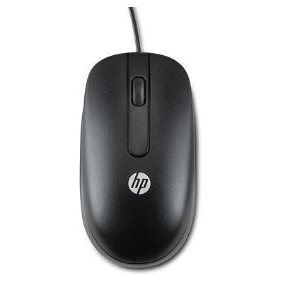 HP - Mus - laser - kabelansluten - USB - för HP