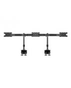 Multibrackets M VESA Desktopmount Triple Desk Clamp