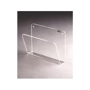 Postfack Vägg Transparent, A4L, akrylplast
