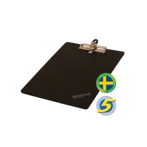 Skrivplatta m/magnet KEBA A4 svart
