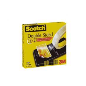 Dubbelhäftande Tejp Scotch 665, 12mm x 33m