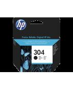 Bläckpatron HP N9K06AE 304 Svart
