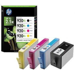 Bläckpatron HP C2N92AE 920XL BK/C/M/Y