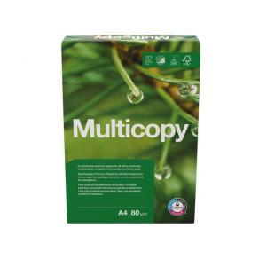 Kopieringspapper MultiCopy A4, hålat, 80g, 500 ark